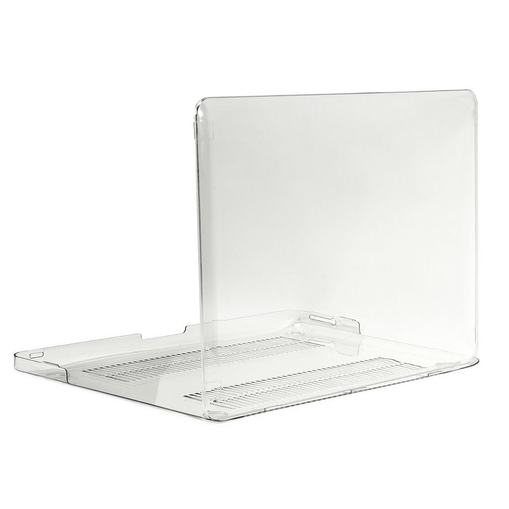 CARCAZA MACBOOK AIR 13 TRANSPARENTE ACRILICA