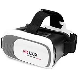 LENTE REALIDAD VIRTUAL CON VISOR VR-BOX BB-002